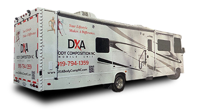 DXA Body Comp NC Mobile Unit